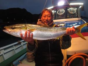 0041 12月4日午後の釣果