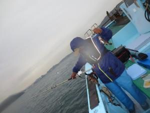 0051 1月7日午前の釣果